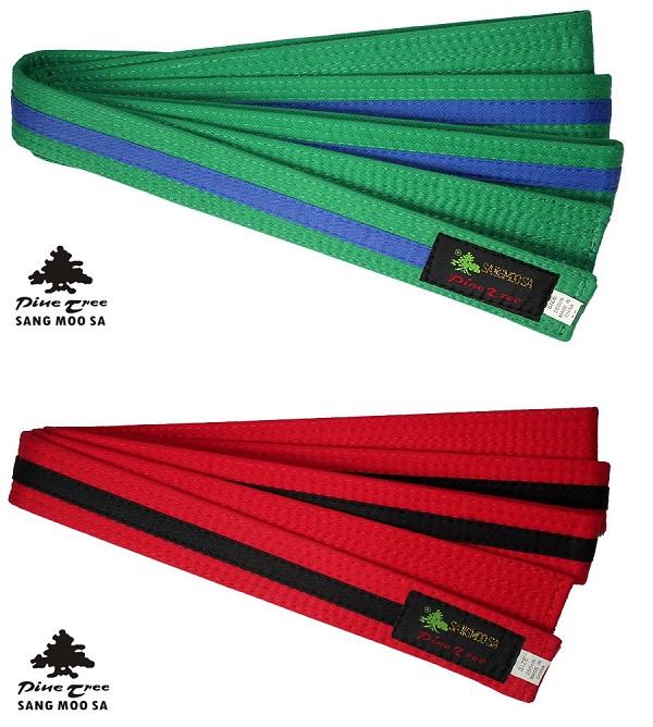 kampsportgürtel taekwondo