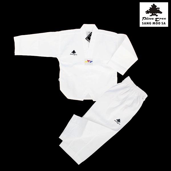 Taekwondo Dobok Pine Tree