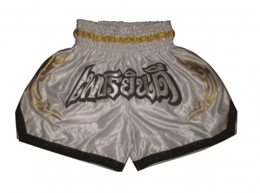 Muay Thai Shorts weiß