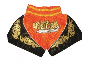 Muay Thai Shorts orange