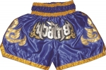 Muay Thai Shorts blau
